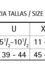 Punto Blanco 1346210 C090  Chaussettes Fil d´Écosse- à côtes