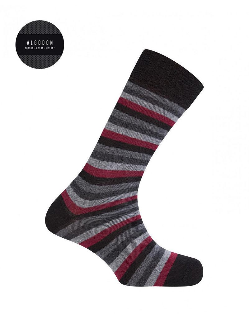 Punto Blanco 7303110-090 Cotton socks - stripes