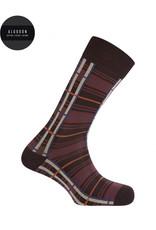 Punto Blanco  7303610-408 Katoenen sokken - carreaux