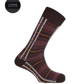 Punto Blanco Katoenen sokken - carreaux
