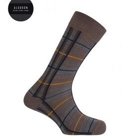 Punto Blanco Cotton socks - checks