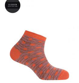 Punto Blanco Cotton socks - dots and stripes