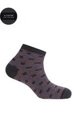 Punto Blanco 7496400-657 Socquettes en coton - pois et rayures