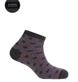 Punto Blanco Katoenen sokken - mollen en strepen