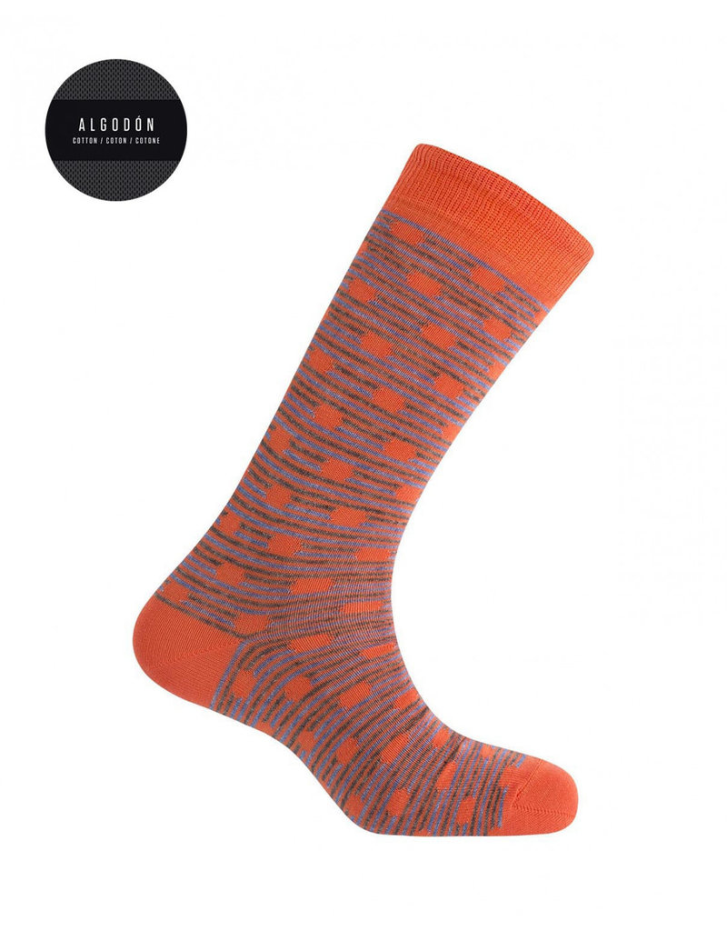 Punto Blanco 7496410-004  Cotton socks - dots and stripes