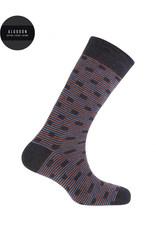 Punto Blanco 7496410-657 Katoenen sokken - mollen en strepen