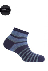 Punto Blanco 7496600-105 Socquettes en coton - rayures