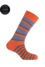 Punto Blanco 7496610-004 Korte gestreepte katoenen sokken