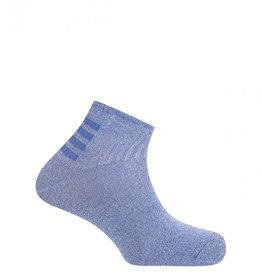 Punto Blanco Calcetines de algodón deportivos - rayas