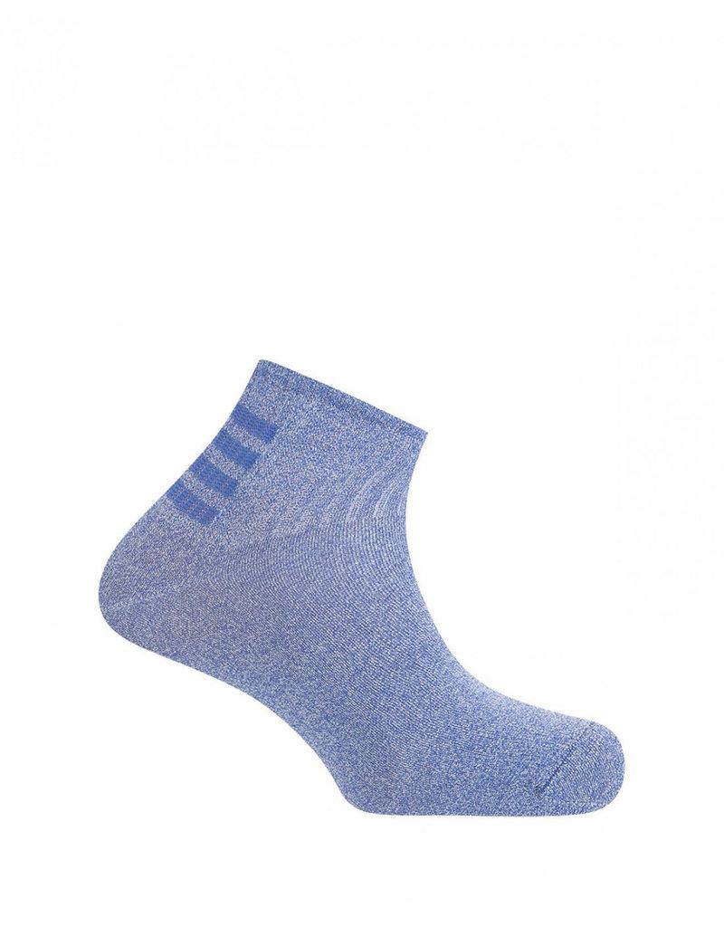 Punto Blanco 7304200-617 Chaussettes en coton sportives - rayures
