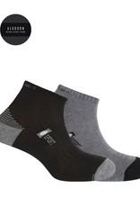 Punto Blanco 7437200-582 Pack de 2 chaussettes en coton sportives- demi unie