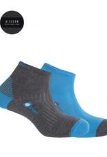 Punto Blanco 7437200-586 Pack de 2 chaussettes en coton sportives- demi unie