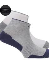Punto Blanco 7496300-581 Pack de 2 socquettes sportives effet anti champignon, antibactérien