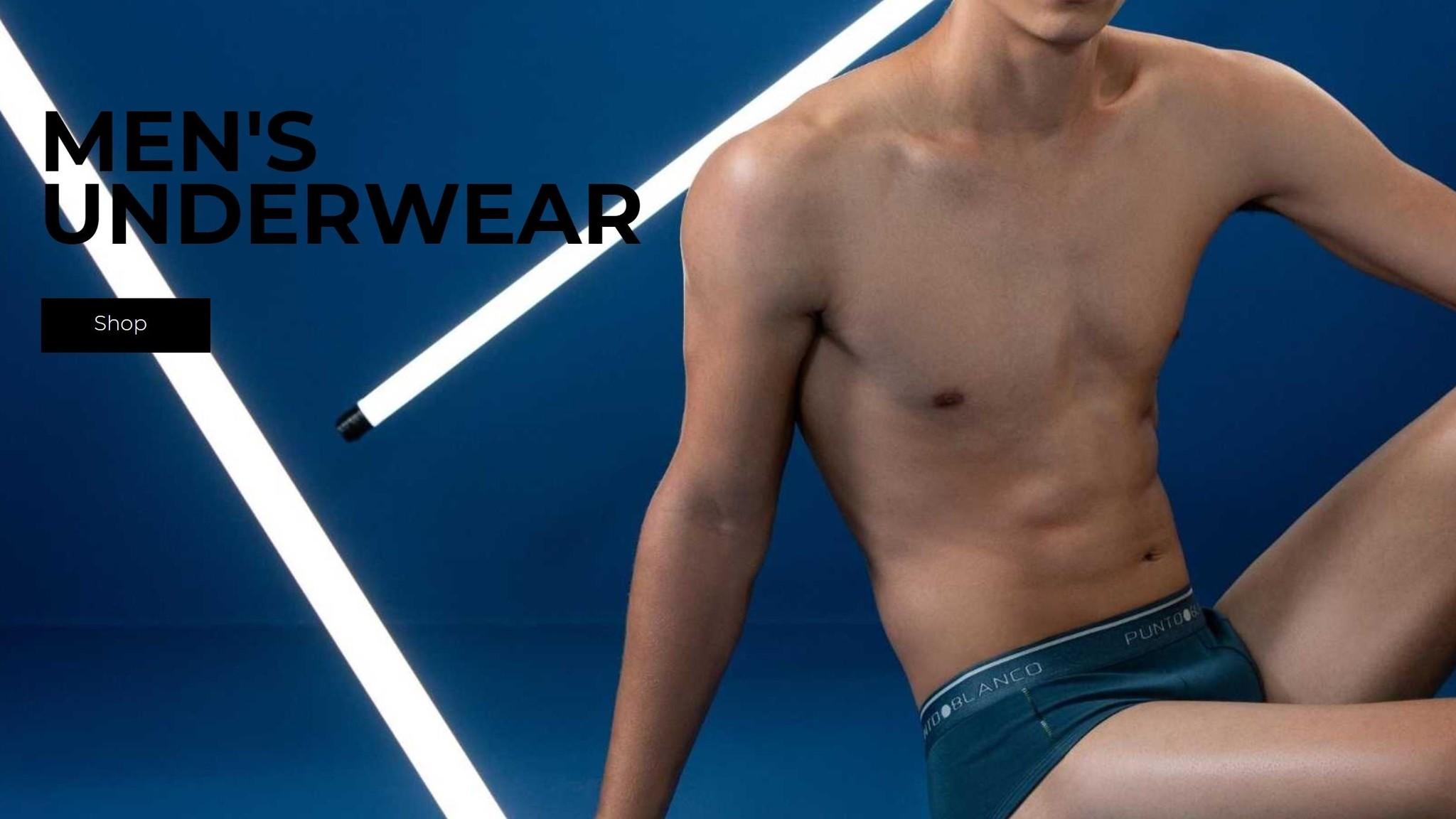 mens underwear punto blanco 2020
