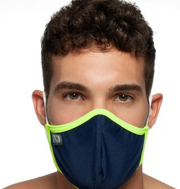 Addicted AC106 Spider Mask C09 Navy
