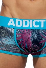 Addicted AD890 3 Pack Tropical Mesh Trunk Push up Gold