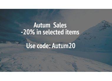 Autum Sales