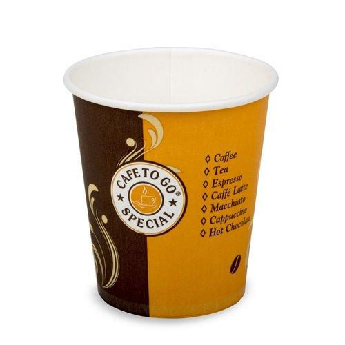 Koffiebeker bedrukken  Full Color 8oz 200ml