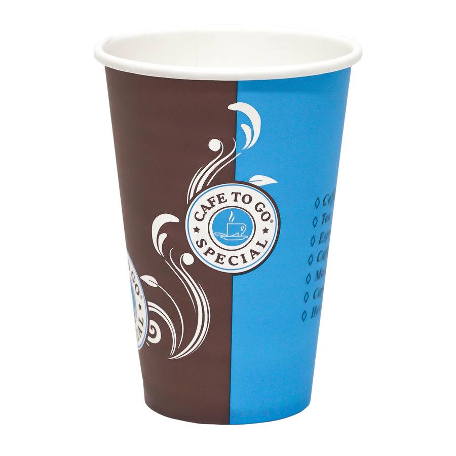 Koffiebeker bedrukken  Full Color 12oz 300ml-1