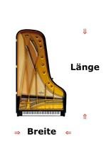 Pianocarpet Flügelcarpet auf Maß