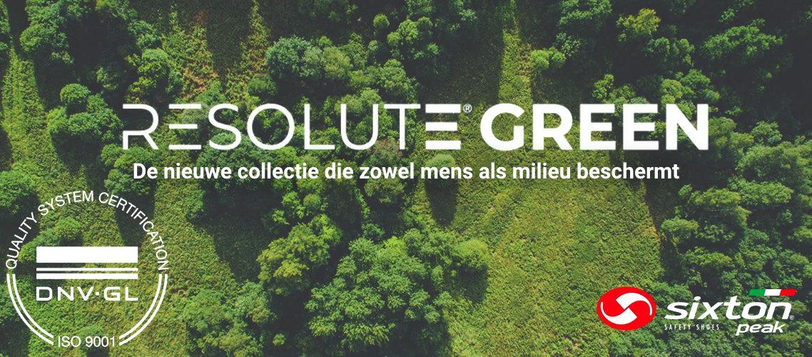 Resolute Green