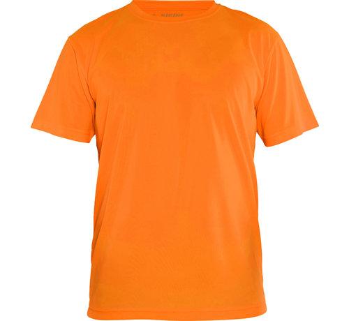 Blåkläder T-shirt Day Visible, fluor geel of oranje