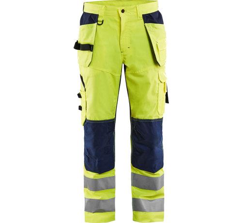 Blåkläder Werkbroek met ventilatiegaatjes