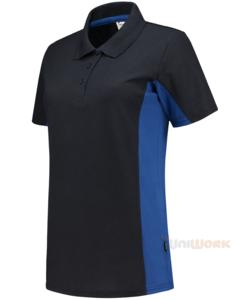Poloshirt Bicolor Dames