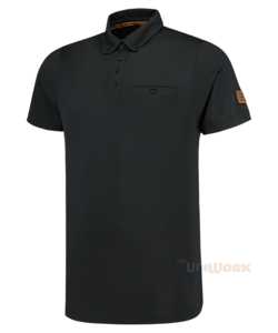 Poloshirt Premium Button Down