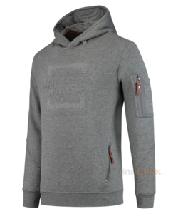 Sweater Premium Capuchon Logo