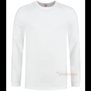 T-Shirt Lange Mouw 60°C Wasbaar