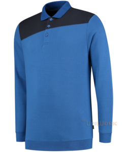 Polosweater Bicolor Naden
