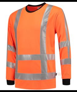 T-Shirt RWS Birdseye Lange Mouw