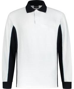 Polosweater Bi-Colour