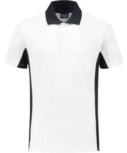 Poloshirt Bi-Colour