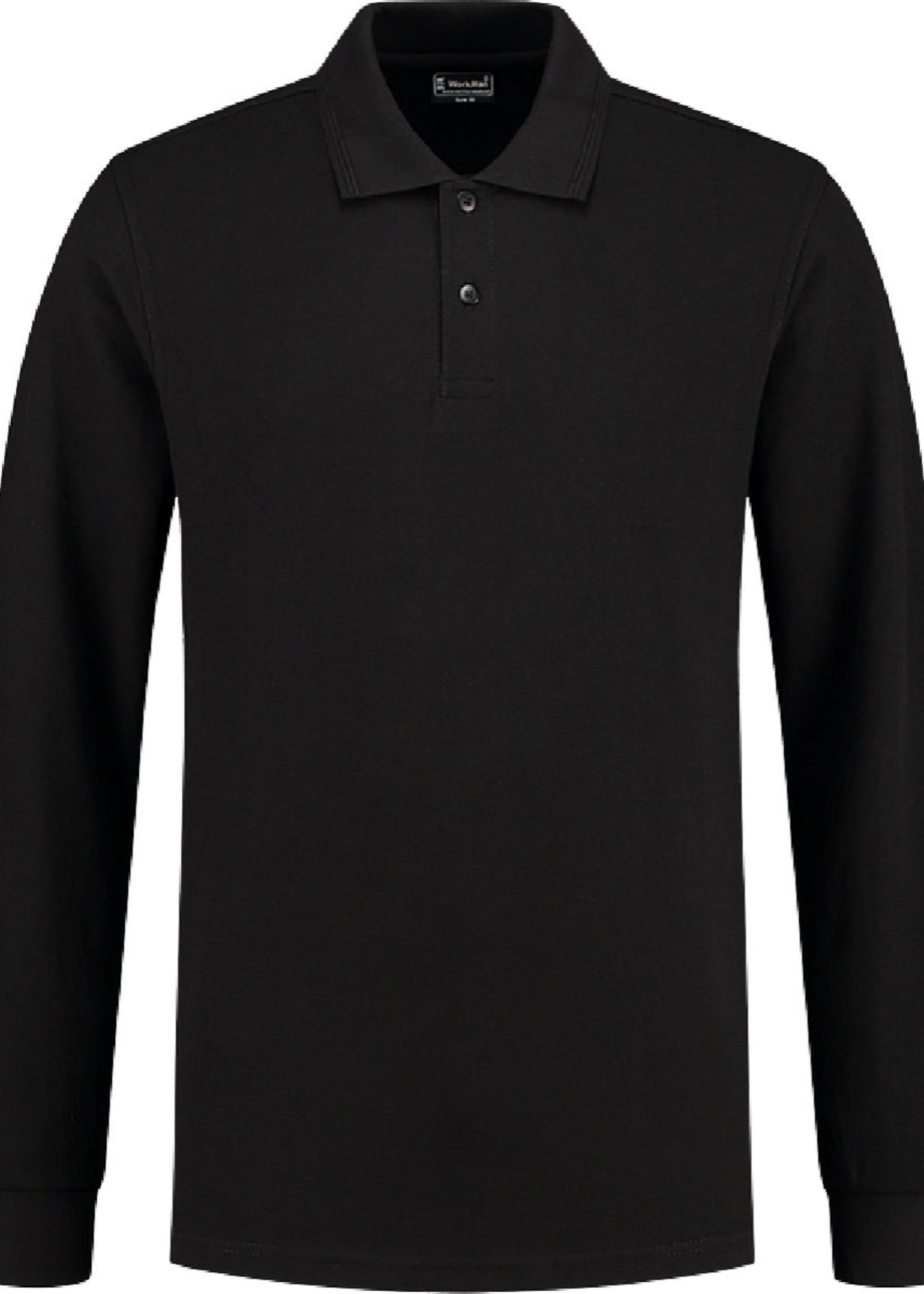 Workman Poloshirt Outfitters Longsleeve