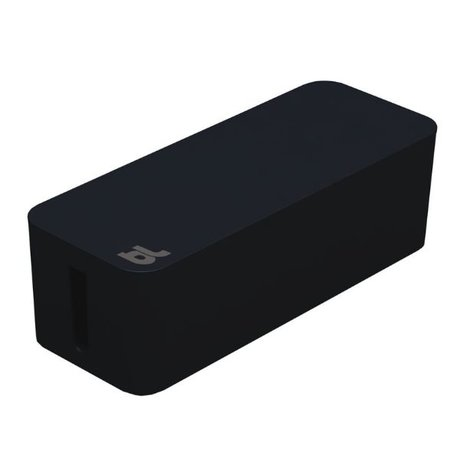 BlueLounge Cablebox Black