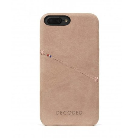 Decoded iPhone 7+/8+ Back cover case Rosé