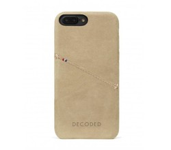 Decoded Decoded iPhone 7+/8+ Back cover case Sahara