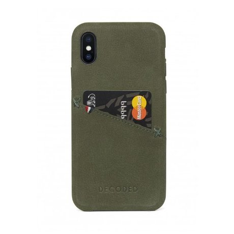 Decoded iPhone X/Xs Back cover