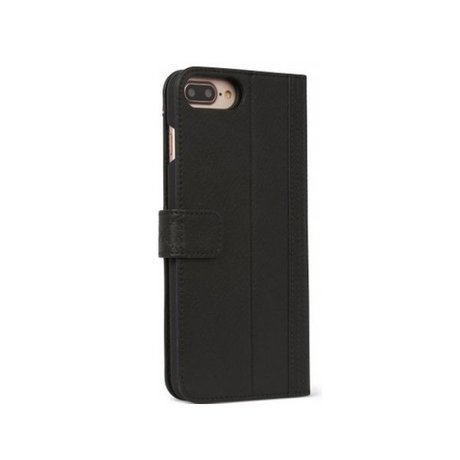 Decoded iPhone 7+/8+ 2-in-1 Wallet Case Black