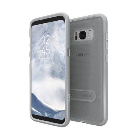 GEAR4 D3O Greenwich Samsung S8+ zilver
