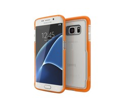GEAR4 IceBox Shock Samsung Galaxy S7 Edge Oranje