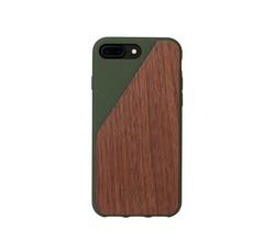 Native Union Native Union Clic Wooden iPhone 7 Olive