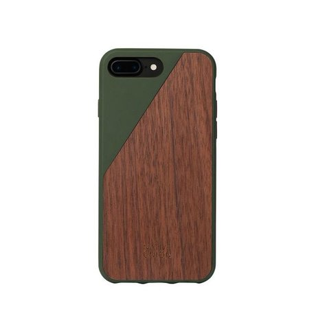 Native Union Clic Wooden iPhone 7 Olive