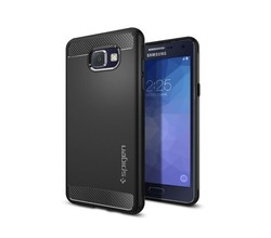 Spigen Spigen Capsule Ultra Rugged for Samsung A5 2016 Black (SM-A510H)