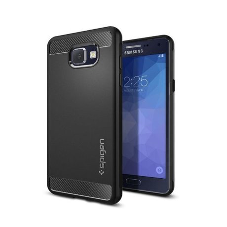 Spigen Capsule Ultra Rugged for Samsung A5 2016 Black (SM-A510H)