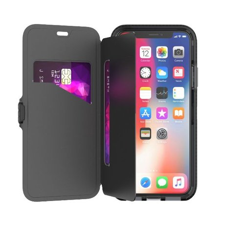 Tech21 Evo Wallet iPhone X/Xs Black