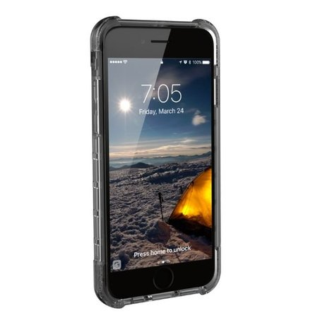 UAG Hard Case iPhone 6/7/8 Plus Plyo Crimson Red