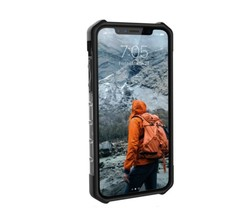UAG UAG Hard Case iPhone X/Xs Plasma Ash Black